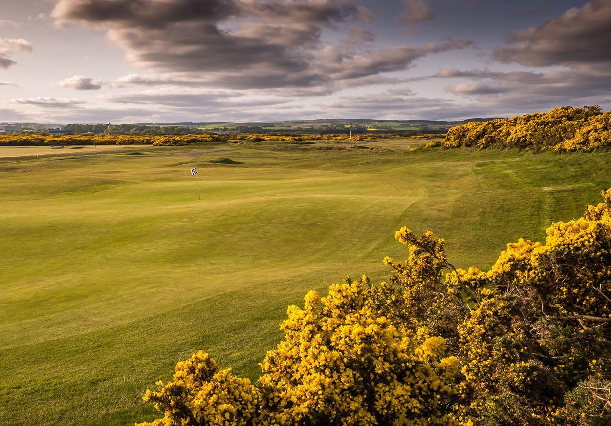 Montrose Golf Links Hole 16