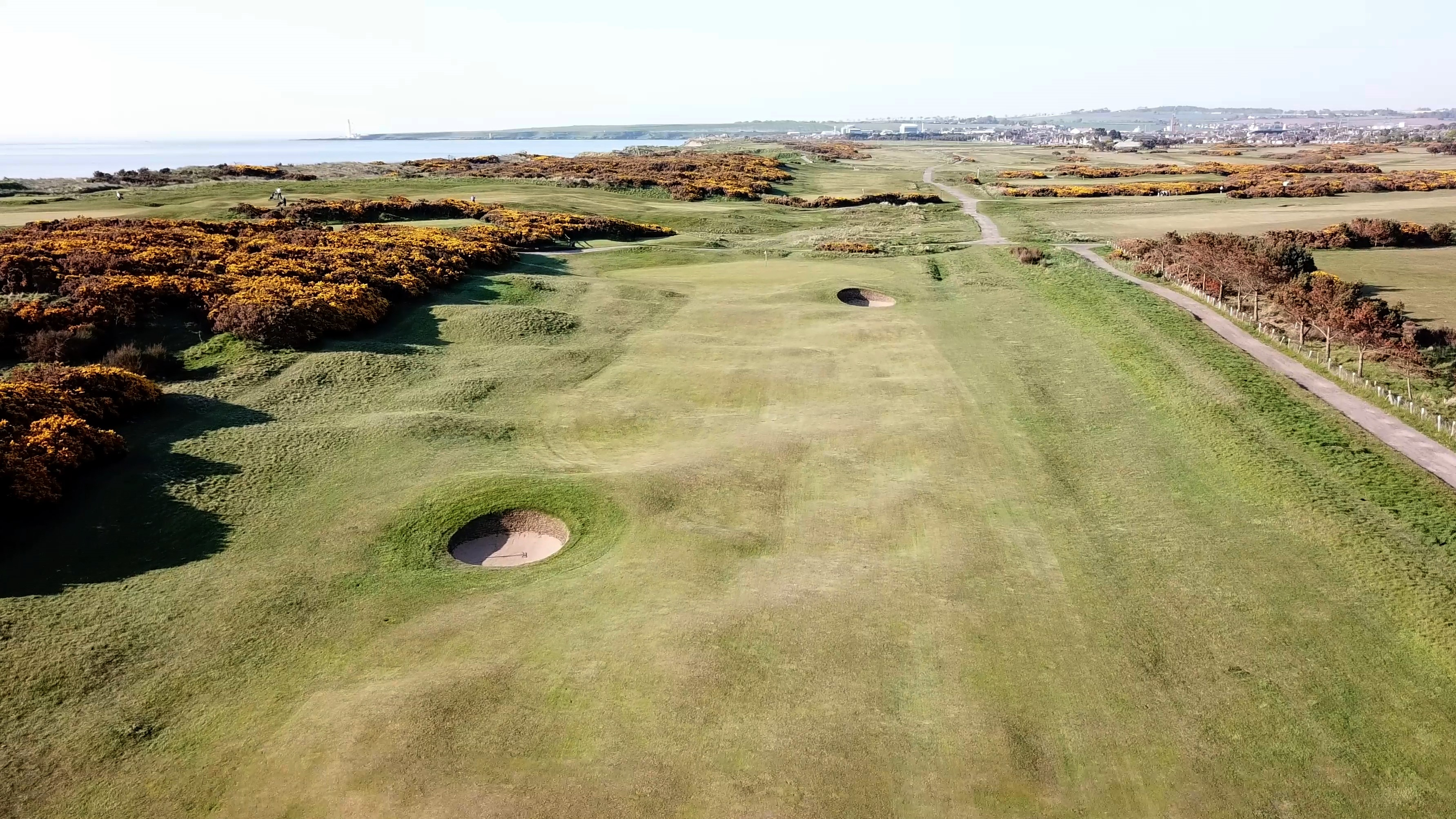 Montrose Golf Links 9th Hole
