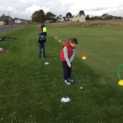 Montrose Golf Links - Juniors