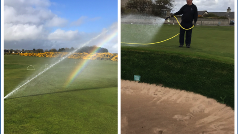 COVID 19 IRRIGATION – MONDAY 27TH APRIL