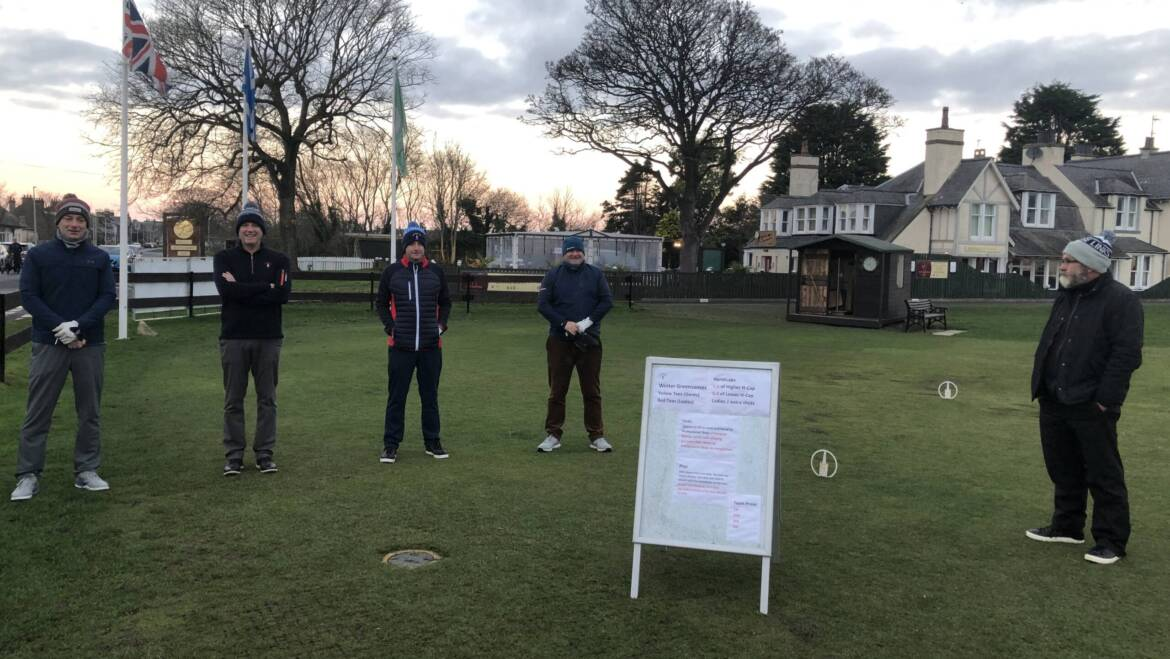 Winter Swing series gets off to flying start