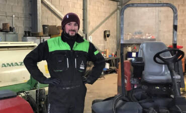 Meet our mechanic, Sean Walker