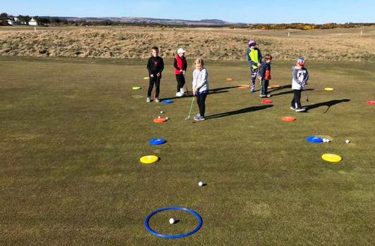 Golphin junior golf